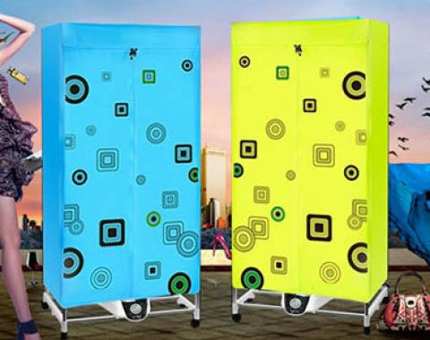 Chuyên Sỉ, lẻ Tủ Sấy Quần Áo Samsung 2 tầng có điều khiển