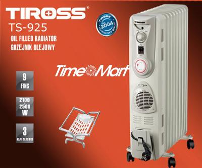 máy sưởi dầu Tiross TS 925