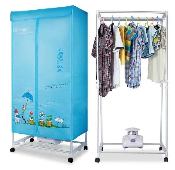 Máy sấy quần áo giúp bảo vệ sức khỏe gia đình