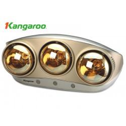 Đèn sưởi nhà tắm Kangaroo KG250 3 bóng