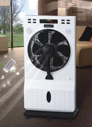 Quạt phun sương 12 Mist box Fan GH-1E