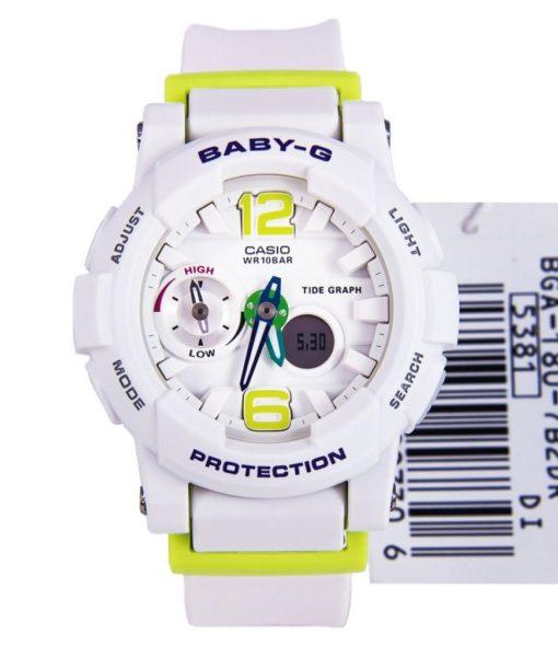 cá tính năng động với chiếc đồng hồ baby g