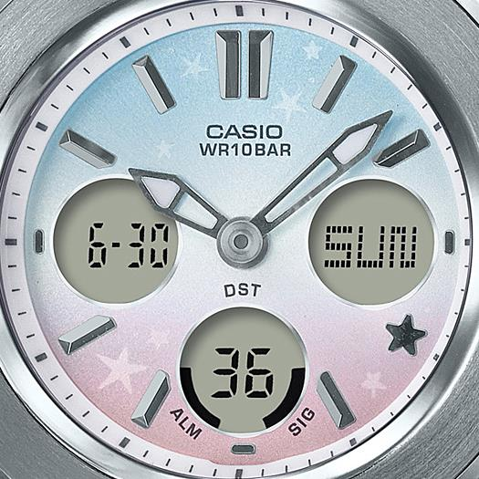 Mặt đồng hồ Casio Baby-G BGA-100ST-7A