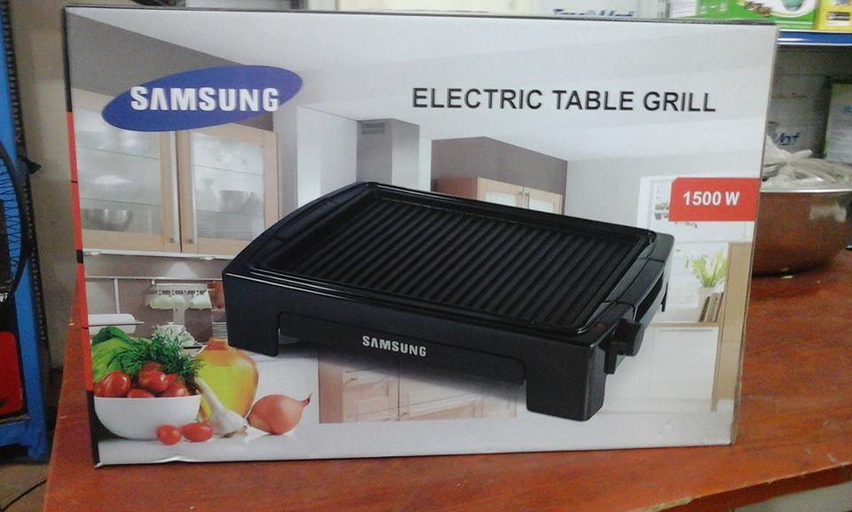 Bếp nướng điện Samsung DH-611A chính hãng