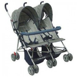 Xe đẩy đôi Dream On Me Double Twin Stroller