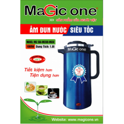 Ấm siêu tốc Magic MG58A