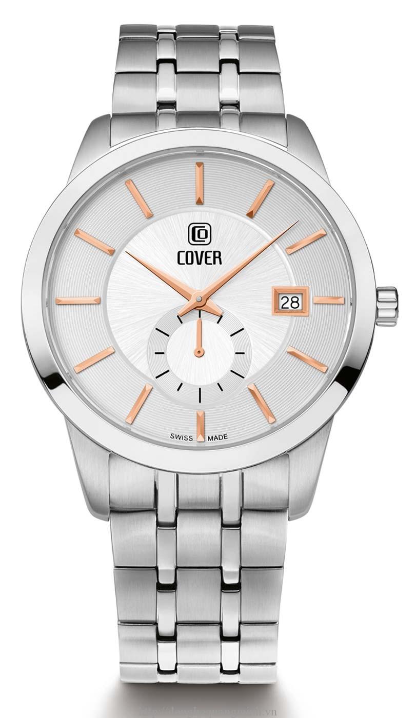 Đồng hồ Cover CO173.03 Dây kim loại