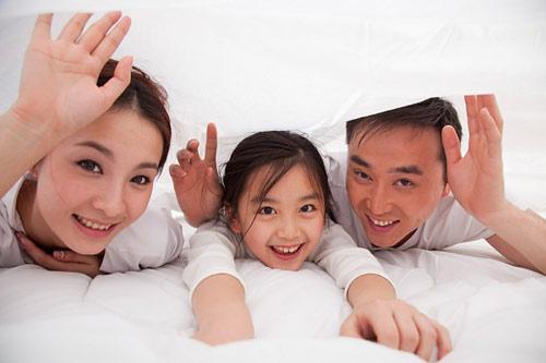Gia đình càng thêm có những phút giấy yêu thương nhau