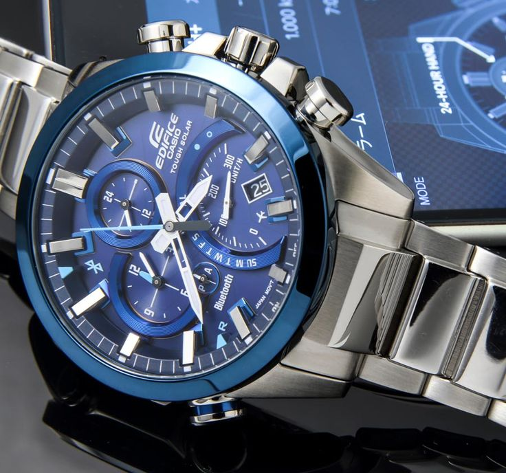 Đồng hồ Casio Edifice EQB-501DB-2A