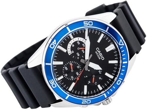 Đồng hồ Casio MTD-320-1AV